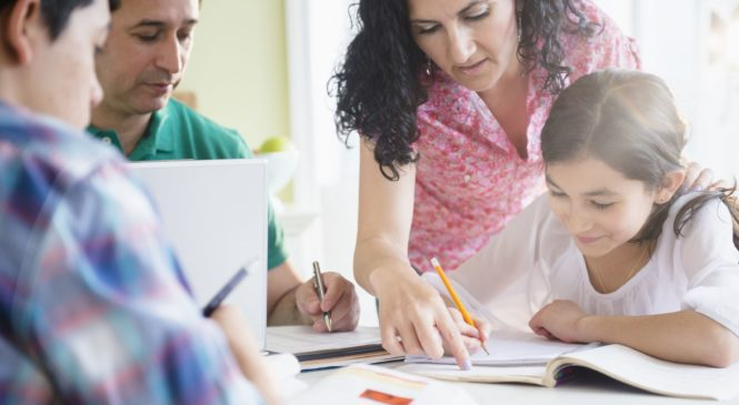 How Parents Can Be Engaged In Education Of Children